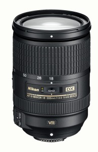 Nikon Nikkor AF-S DX 18-300mm