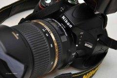 Nikon D5100 DSLR - Tamron 24-70 f2.8