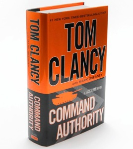 Command Authority Tom Clancy Mark Greaney