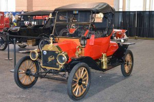 1914 Ford Model T Runabout