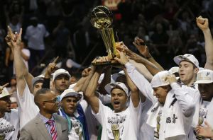 014 NBA Champion Spurs