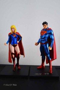Kotobukiya Supergirl Superman