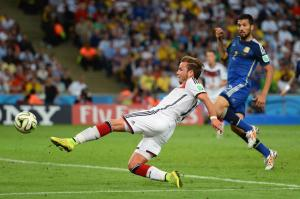 FIFA World Cup Finals Winning Goal