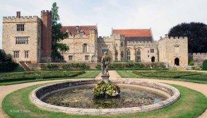 Penshurst Place Garden View