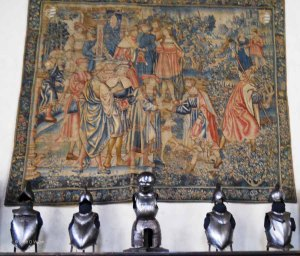 Penshurst Place Tapestry and Armor