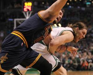 Kevin Love - Kelly Olynyk