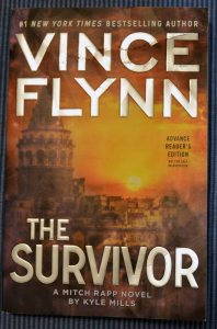 Vince Flynn The Survivor by Kyle Mills