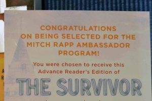 Mitch Rapp Ambassador