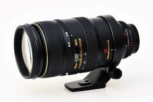 Nikon AF 80-400mm f4.5-f5.6D ED VR