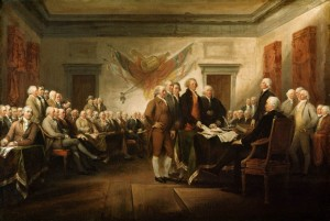 signing-of-declaration-independence