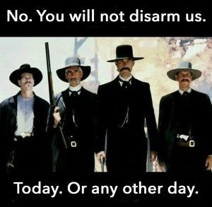 2A - not disarm