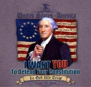 George Washington - I want you