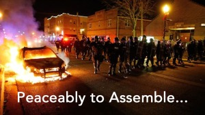 Peaceably to Assemble - Chicago